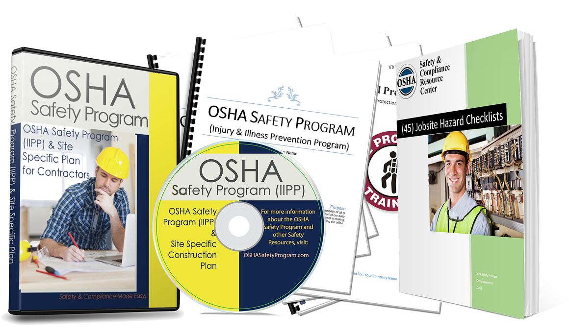OSHA Construction Safety & Health Safety Program for Construction Contractors and Cal/OSH